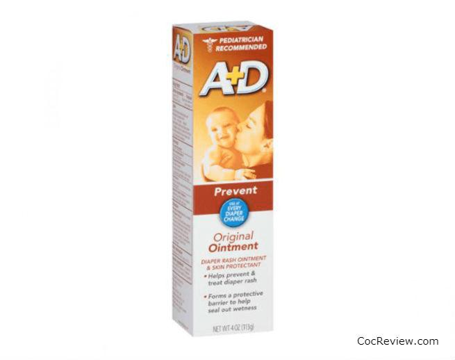 Kem chống hăm cho trẻ sơ sinh loại nào tốt nhất hiện nay: Kem A+D