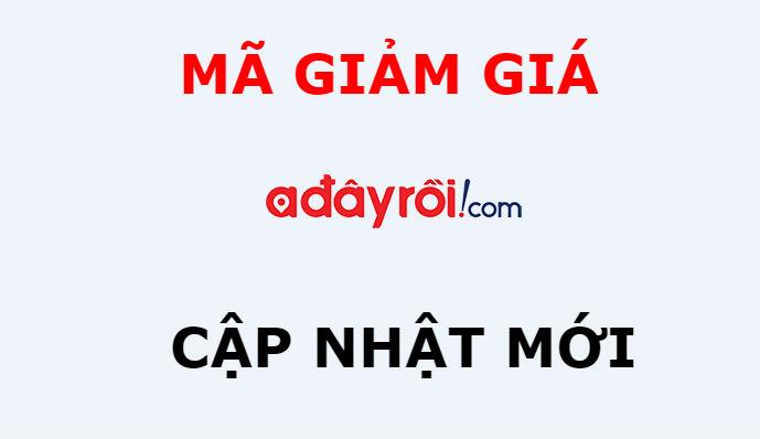 Mã giảm giá Adayroi, Voucher Adayroi khuyến mãi mới nhất