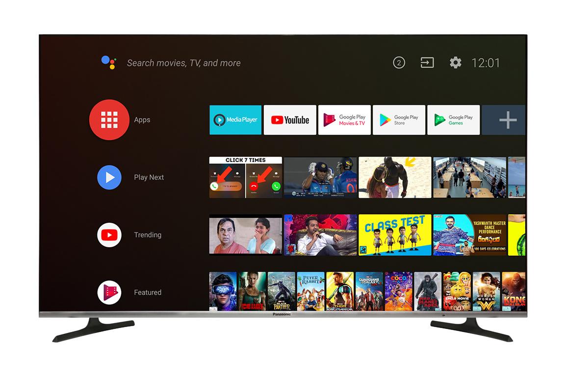 hệ điều hành android 8.0 tiêu chí chọn smart tv năm 2019
